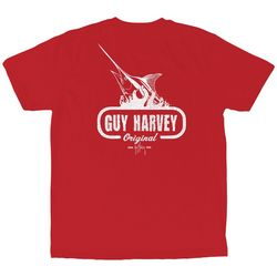 Guy Harvey Big Boys Cracked T-Shirt