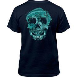 Salt Life Big Boys Sea Skull T-Shirt