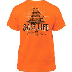 Salt Life Big Boys Whence We Came T-Shirt