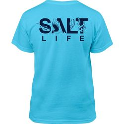 Salt Life Big Boys Sea Life T-Shirt