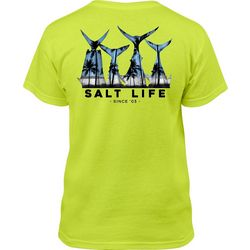 Salt Life Big Boys Fish Tail T-Shirt