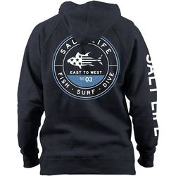 Salt Life Big Boys Fish Surf Dive Hoodie