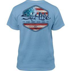 Salt Life Big Boys Ameriseas T-Shirt