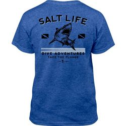 Salt Life Big Boys Take The Plunge T-Shirt