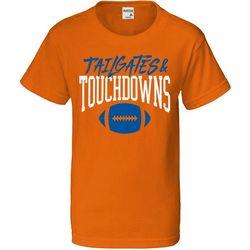 Florida Gators Big Boys Tailgates Touchdowns T-Shirt