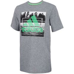 Adidas Big Boys Soccer Field T-Shirt