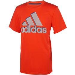 Adidas Big Boys Shadow Boss T-Shirt