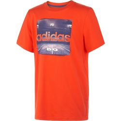 Adidas Big Boys Night Game T-Shirt
