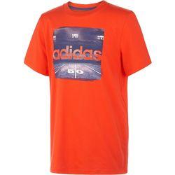 Adidas Big Boys Night Game T-Shirt