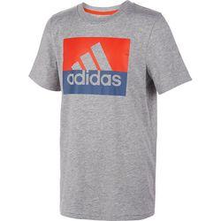 Adidas Big Boys Block Boss T-Shirt