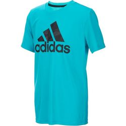 Adidas Big Boys Logo T-Shirt