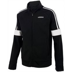 Adidas Big Boys Tricot Jacket