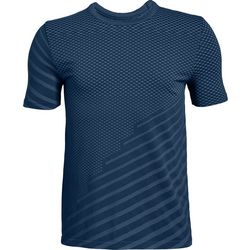 Under Armour Big Boys UA Seamless Short Sleeve T-Shirt