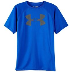 Under Armour Big Boys Ultra Big Logo T-Shirt