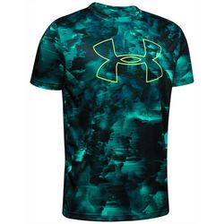 Under Armour Big Boys UA Big Logo Promo T-Shirt