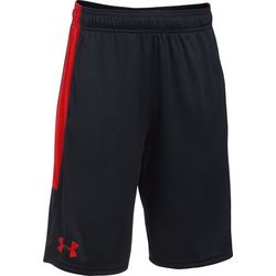 Under Armour Big Boys UA Logo Stunt Shorts