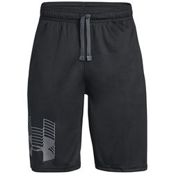 Under Armour Big Boys Protype Logo Shorts