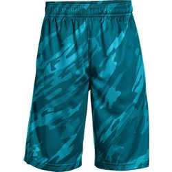 Under Armour Big Boys Stunt Camo Shorts