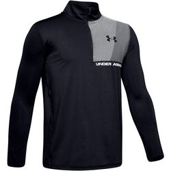 Under Armour Big Boys UA Raid Quarter Zip Long Sleeve Top