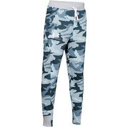 Under Armour Big Boys UA Rival Camo Print Jogger Pants