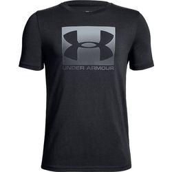 Under Armour Big Boys UA Box Logo T-Shirt