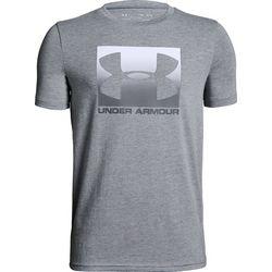 Under Armour Big Boys Box Logo T-Shirt