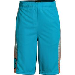 Under Armour Big Boys Space the Floor Techno Shorts