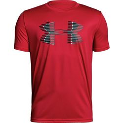 Under Armour Big Boys UA Tech Big Logo T-Shirt