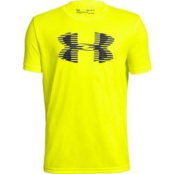 Under Armour Big Boys UA Tech Big Logo Crew T-Shirt