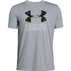 Under Armour Big Boys UA Static Print Fill T-Shirt