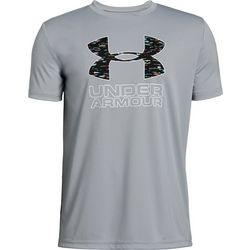 Under Armour Big Boys UA Static Print Fill T-Shirt