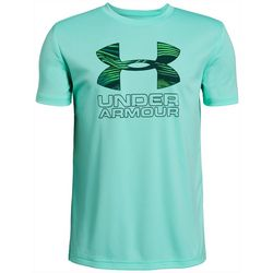 Under Armour Big Boys UA Print Fill T-Shirt