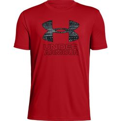 Under Armour Big Boys Static UA Logo T-Shirt