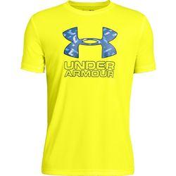 Under Armour Big Boys UA Print Fill T-Shirt