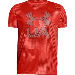 Under Armour Big Boys Crossfade Crew T-Shirt