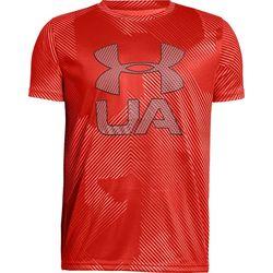 Under Armour Big Boys Crossfade Crew T-Shirt