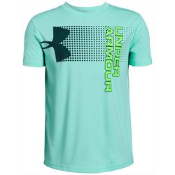 Under Armour Big Boys UA Crossfade Short Sleeeve T-Shirt