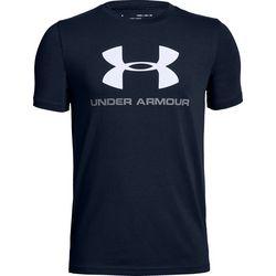Under Armour Big Boys UA Spirits Logo T-Shirt
