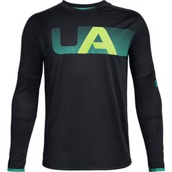 Under Armour Big Boys UA Tech Long Sleeve T-Shirt