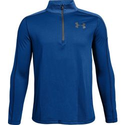 Under Armour Big Boys Tech Quarter Zip Jacket