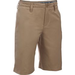 Under Armour Big Boys Match Play Shorts