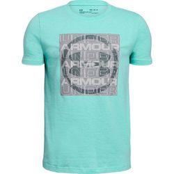 Under Armour Big Boys Visual Logo T-Shirt