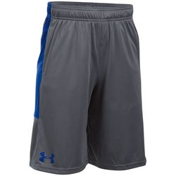 Under Armour Big Boys Logo Stunt Shorts