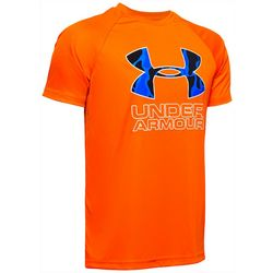 Under Armour Big Boys UA Tech Fill Promo T-Shirt