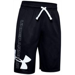 Under Armour Big Boys UA Prototype Super Pro Logo Shorts