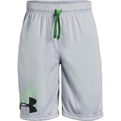Under Armour Big Boys UA Prototype Logo Shorts