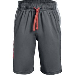 Under Armour Big Boys UA Raid Logo Shorts