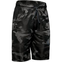 Under Armour Big Boys UA Renegade 2.0 Jacquard Camo Shorts