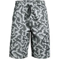 Under Armour Big Boys UA Renegade 2.0 Jacquard Shorts