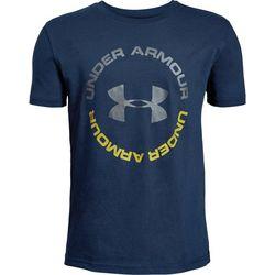 Under Armour Big Boys UA Sportstyle Crew T-Shirt